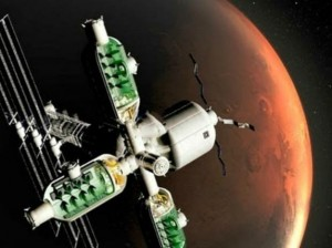 Synthetic Biology in Space
