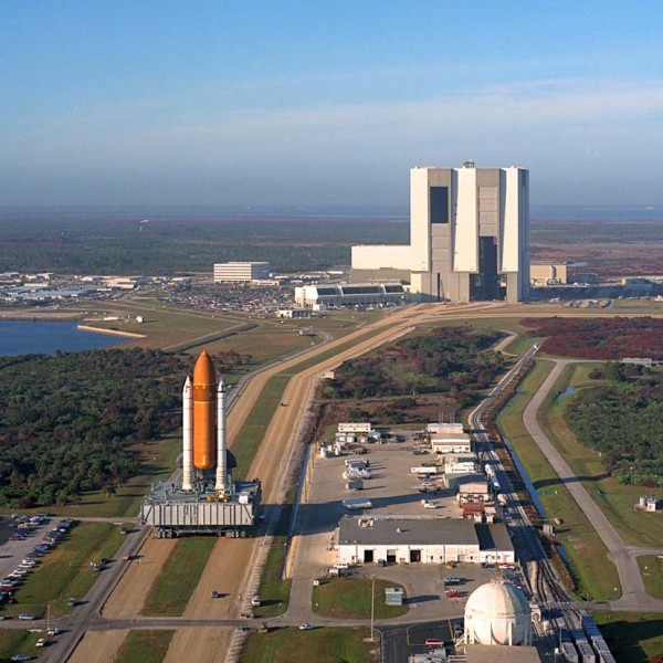 The Transformation of Kennedy Space Center