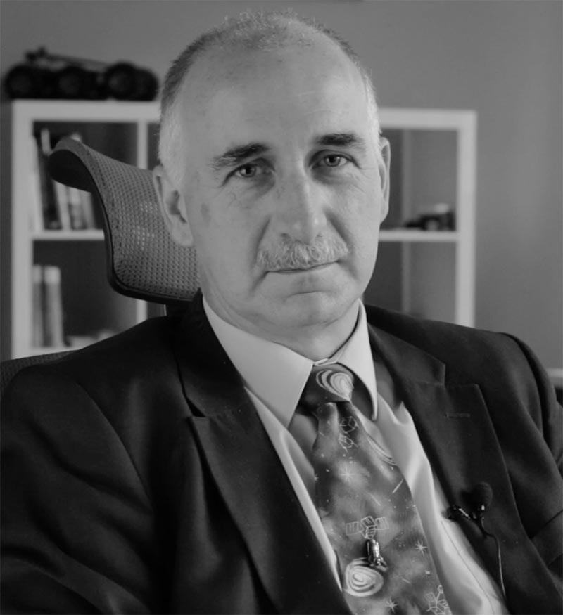 Dr. Stuart Eves