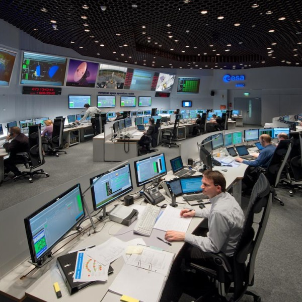 Human Spaceflight Mission Control Operations