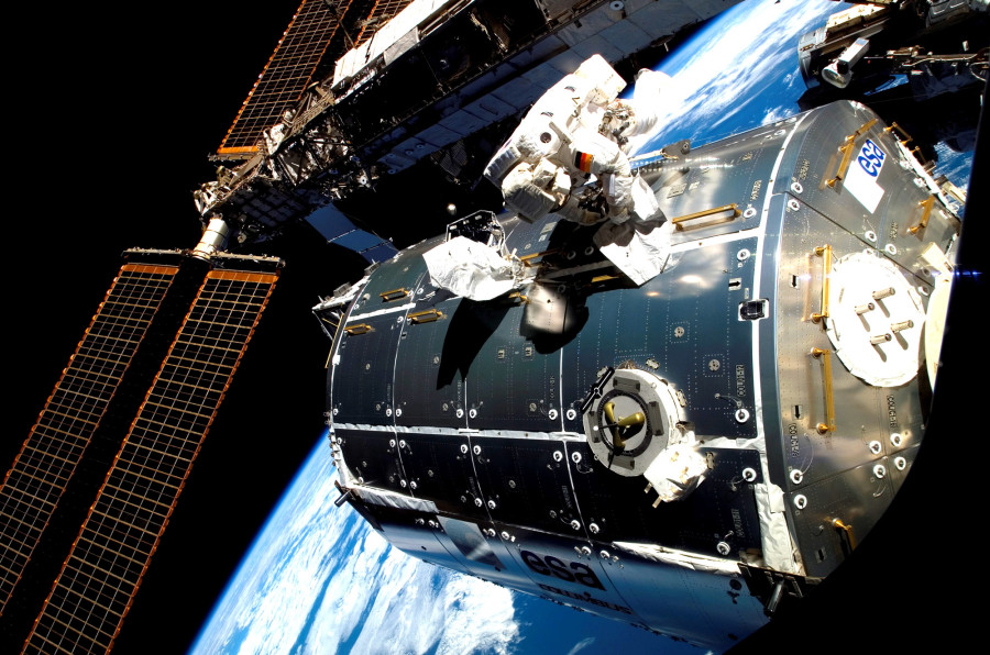 The European Experience on the International Space Station ...