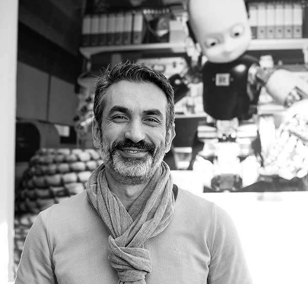 Dr. Giorgio Metta