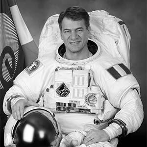 Astronaut Paolo Nespoli