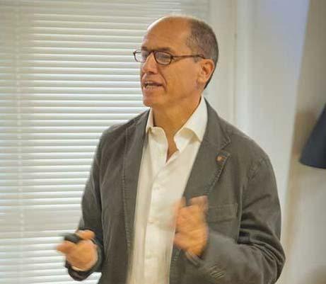 Prof. Paolo Gaudenzi Interview