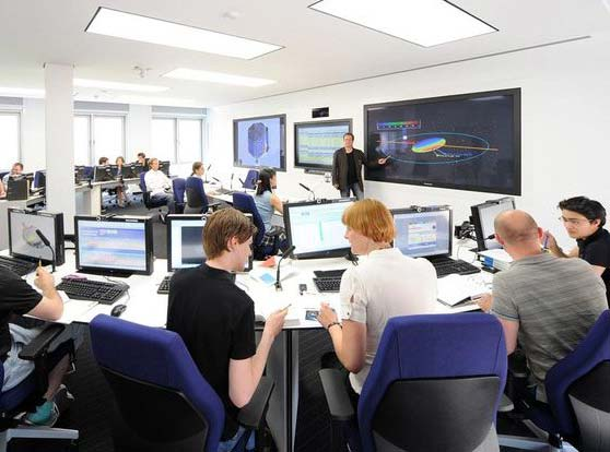 Space System Studies in the Concurrent Design Facility