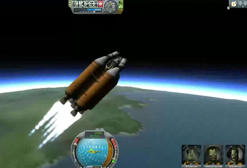 kerbal space program mun mission - photo #8