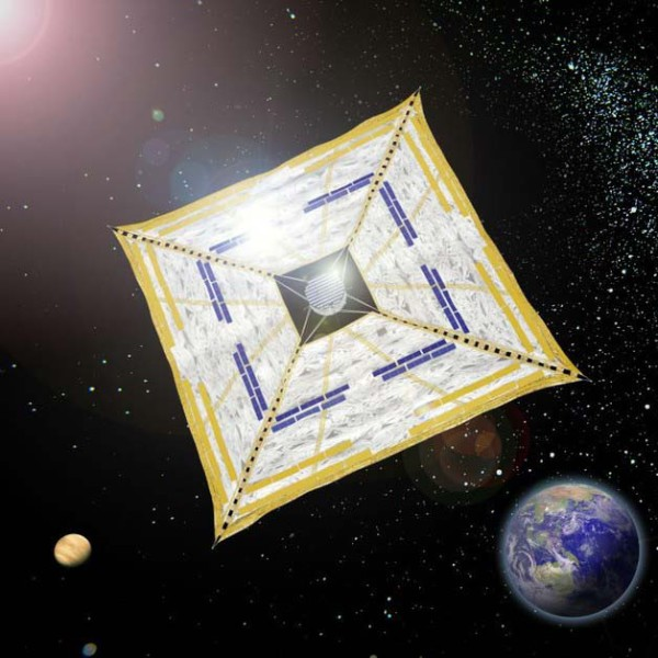 "World's first Solar Sail ""IKAROS"" (Part 2)"
